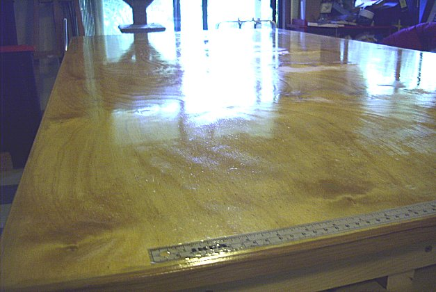 12-polyurethane-second-coat-ikea-ruler.jpg (57244 bytes)